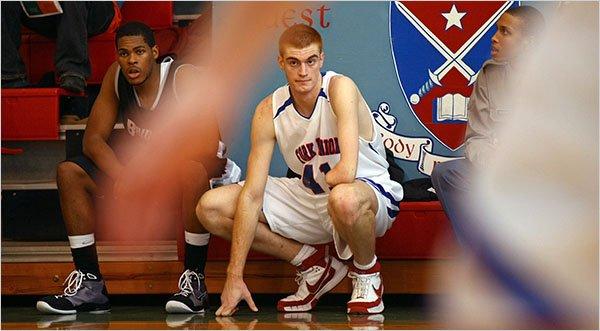 basketballplayeronearm