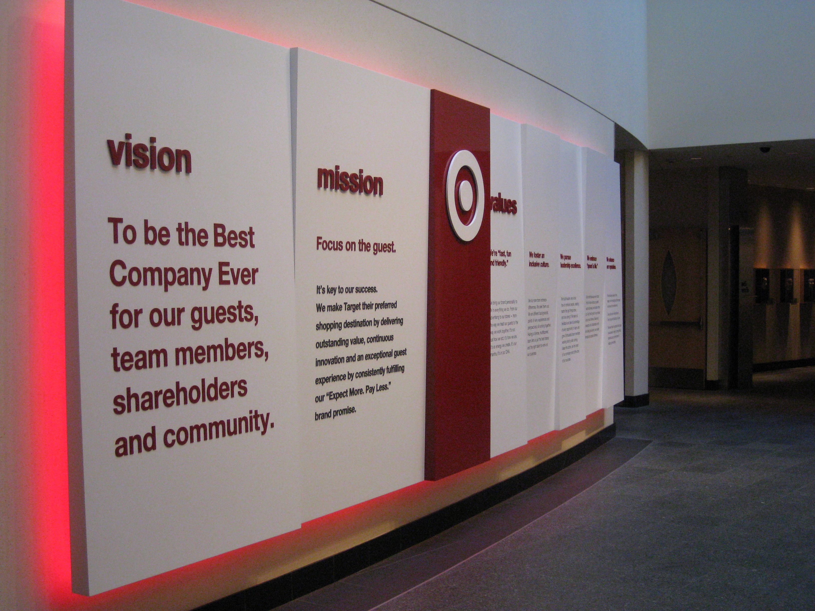 target corporate information Compromised customer information included names, phone numbers, email and mailing addresses in march 2015  target corporation corporate website.