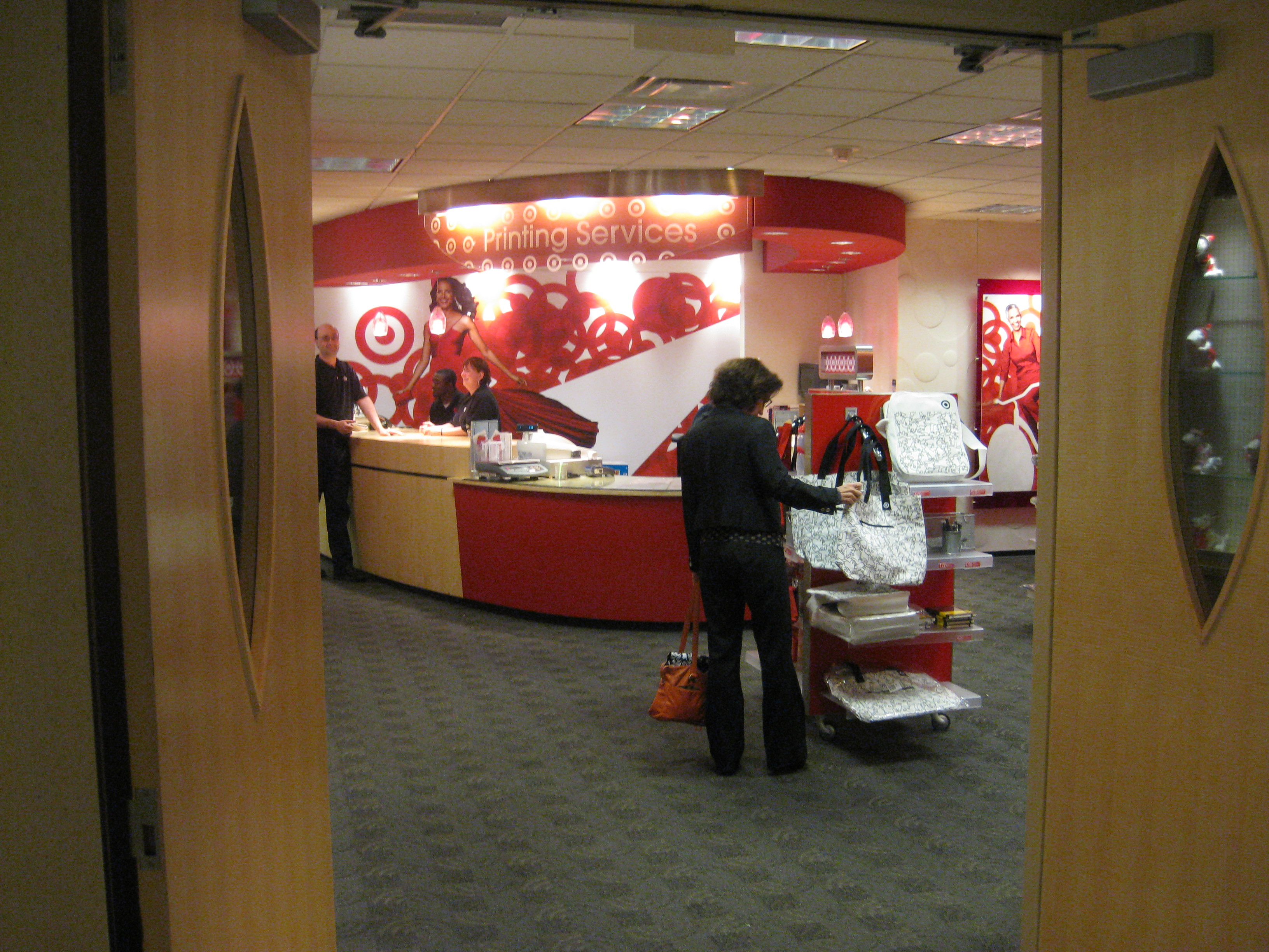 Target corporate headquarters tour