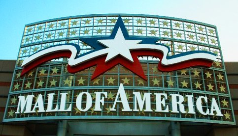 mall of america facts