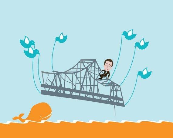 Bay Bridge Fail Whale