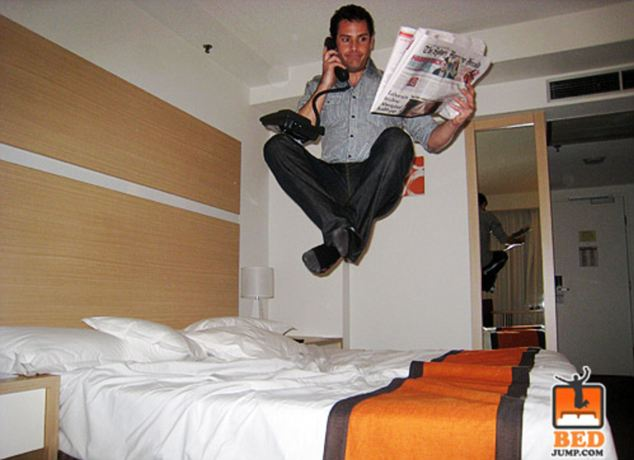 bedJump