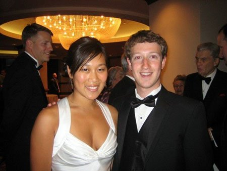 sean parker mark zuckerberg. Mark Zuckerberg#39;s girlfriend