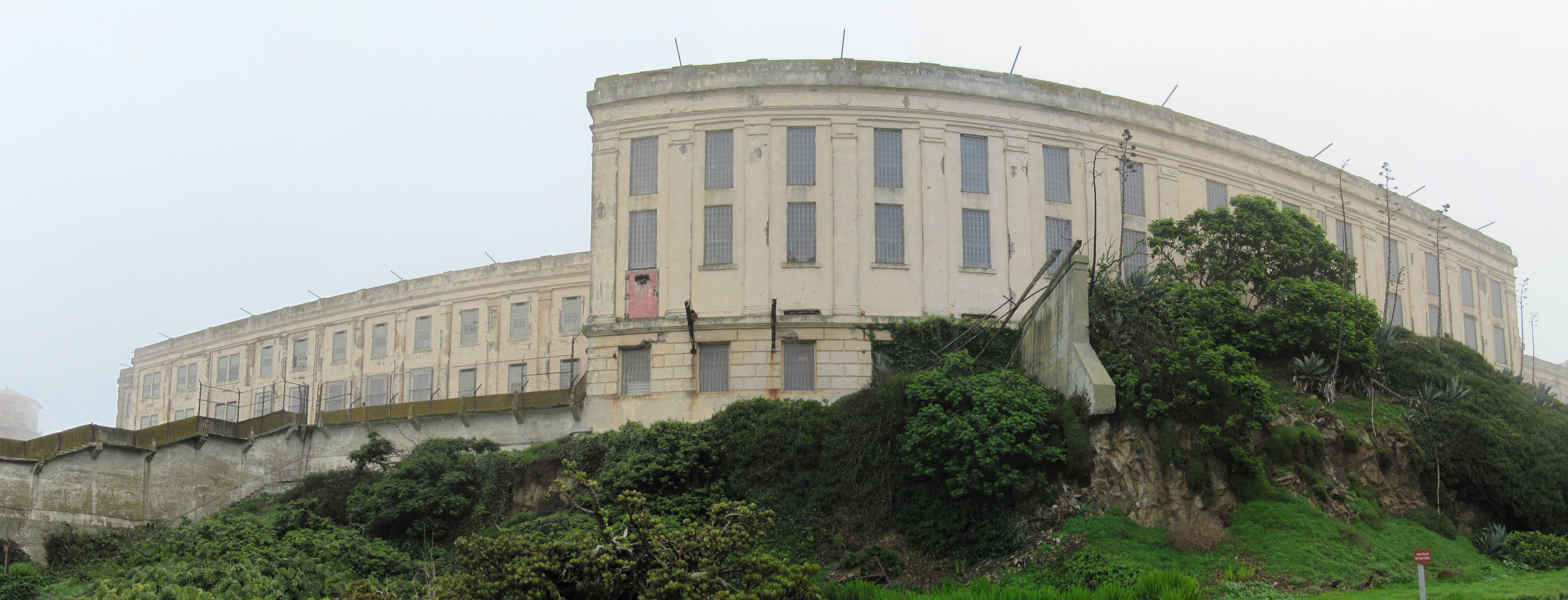 Alcatraz panorama for Alcatraz fine mexican cuisine