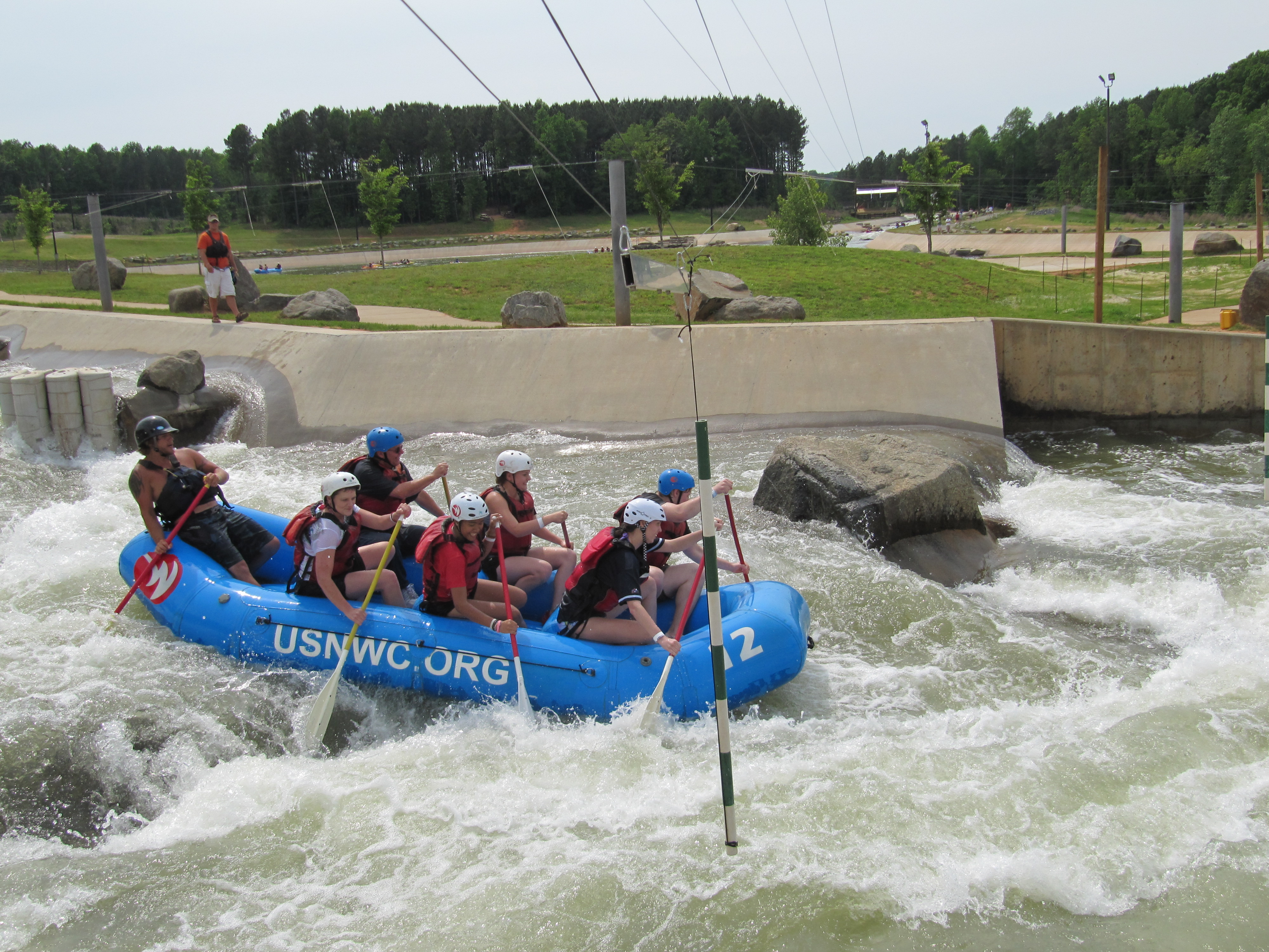 U S National Whitewater Center