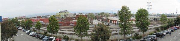 Emeryville,Panorama