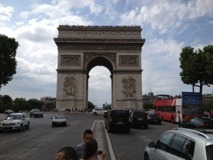 Arch D' Triomphe